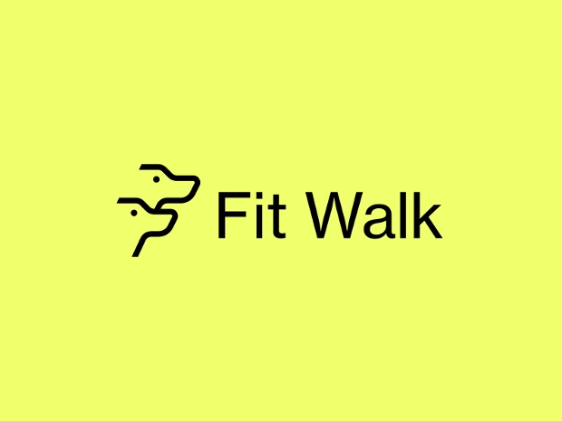 inspirational fit walk logo