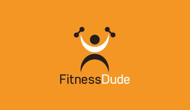 Fitness Dude Free Logo