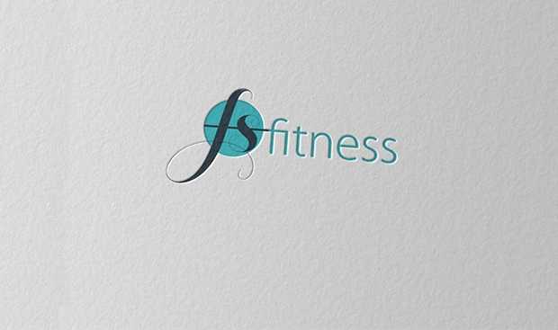 High Quality Fitness Logo