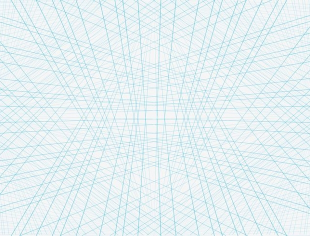Crossed Lines Vector