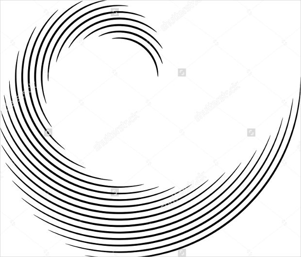 Line Art Vector Design : Curved line vector pixshark images galleries