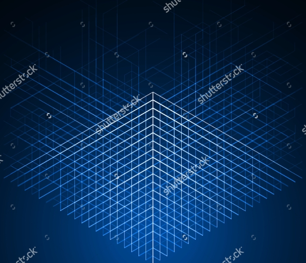 Technology Abstract Lines Vector