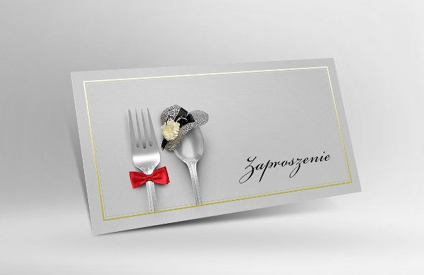 Formal Dinner Invitation Design
