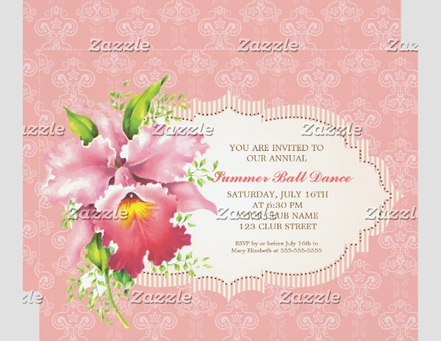 Formal Meeting Invitation Design