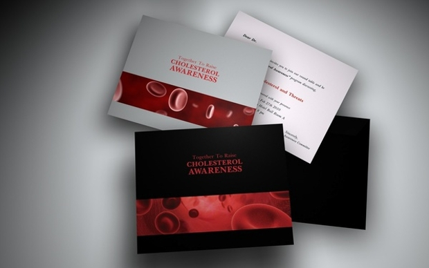 Medical Conference Invitation Design