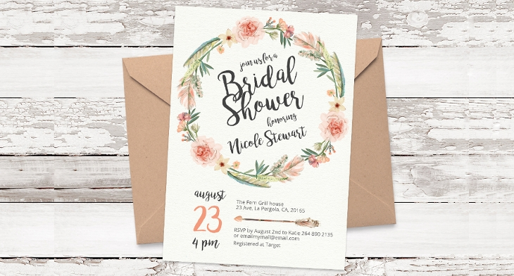 75 Invitation Designs