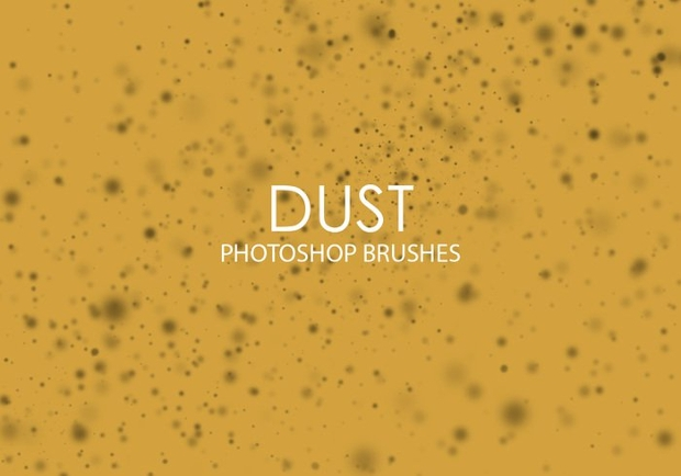 Psd Dust Brushes
