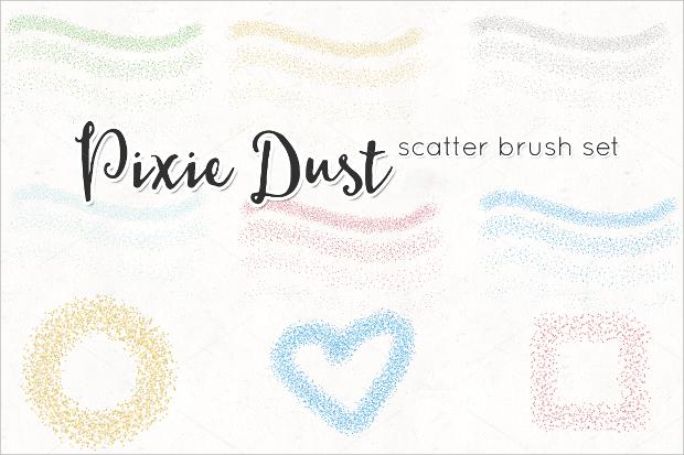 pixie dust scatter brushes1