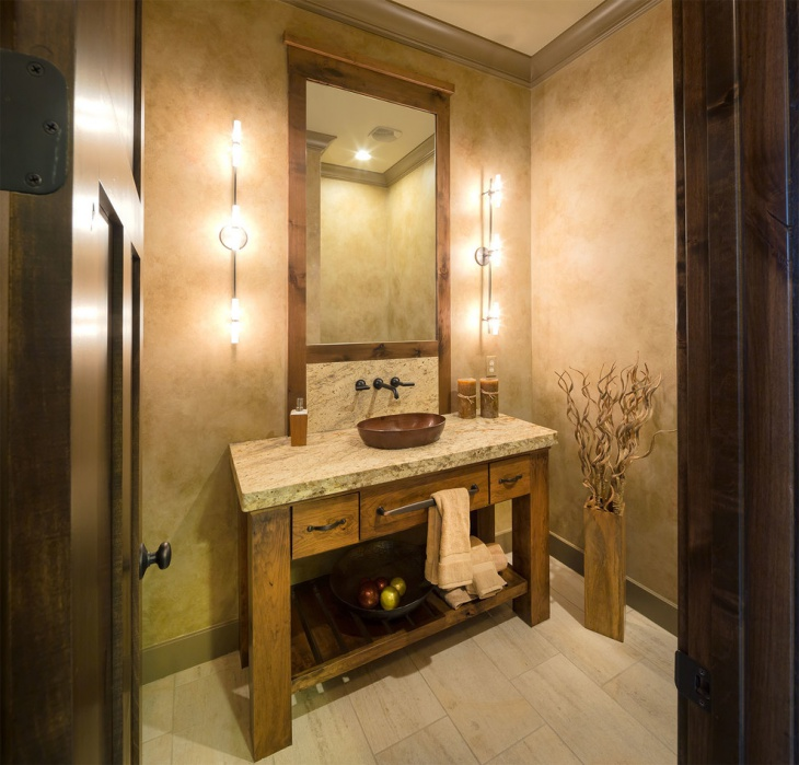 17 Powder Room Vanity Designs Ideas Design Trends