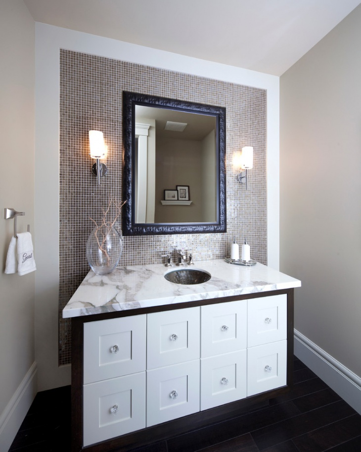 17 powder room vanity designs ideas design trends for Bathroom designs square room