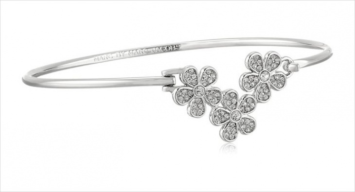 Daisy Cuff Bracelet Design