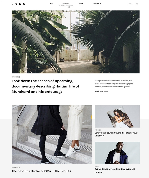 free web magazine design