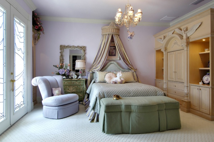 tuscan style bedroom idea