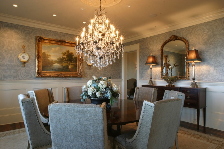Traditional Formal Dining Room Idea