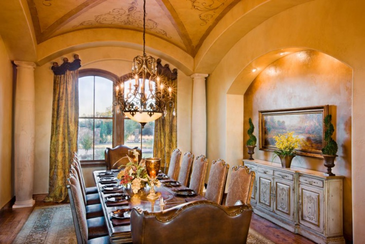 Luxury Formal Dining Room