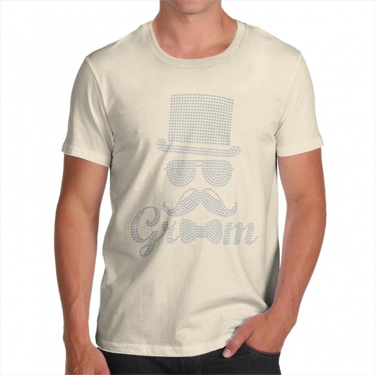 hipster rhinestone t shirt
