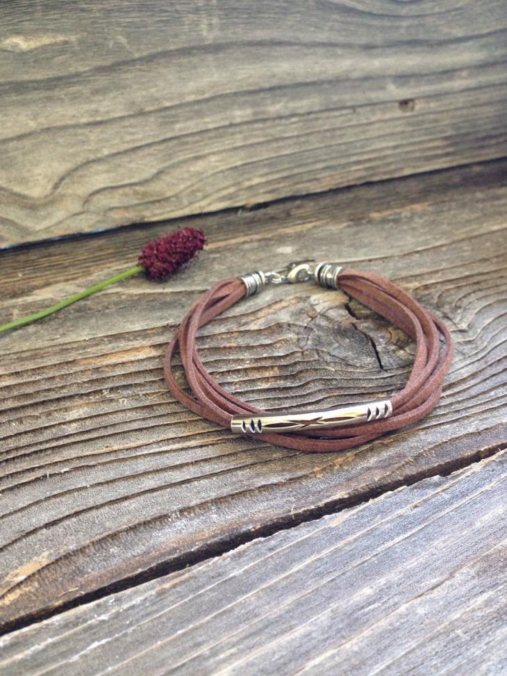 eco friendly mens bracelet