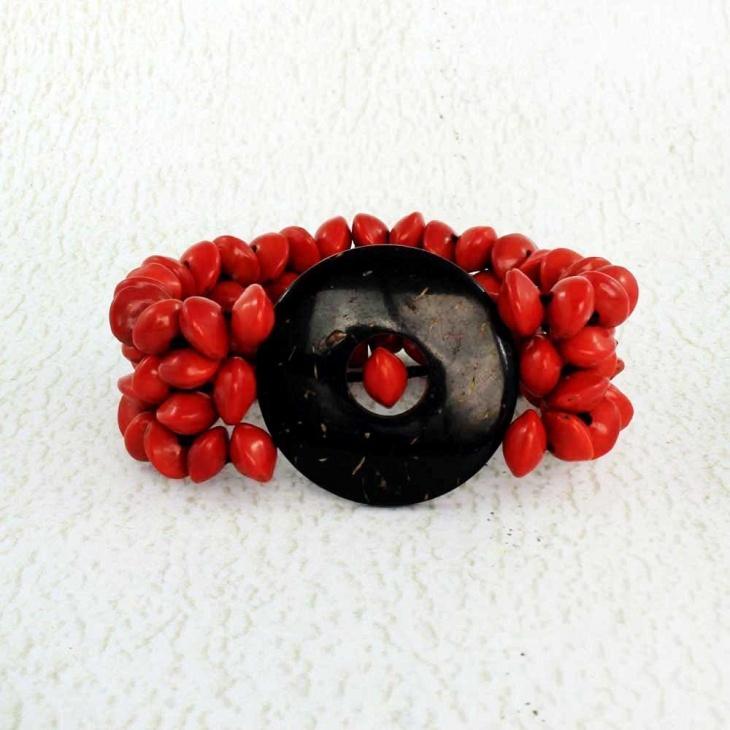beautiful eco friendly bracelet