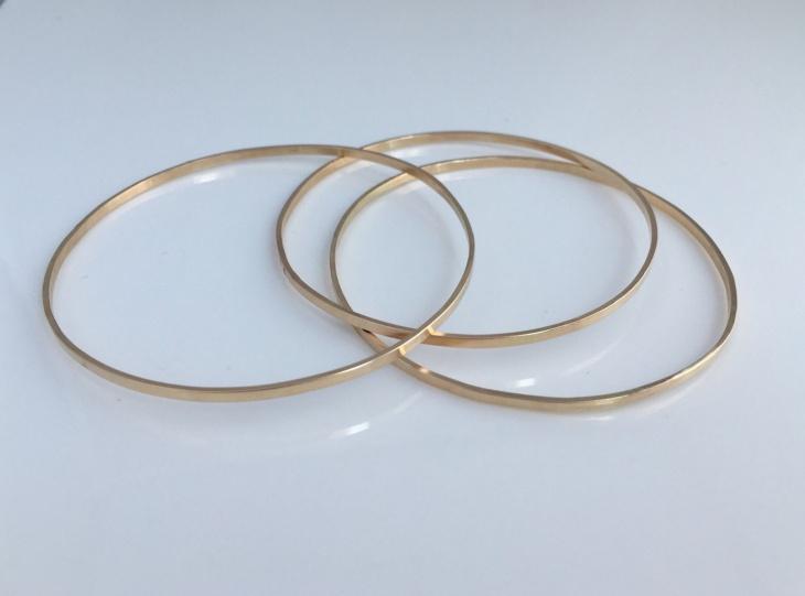 eco friendly bangle bracelets
