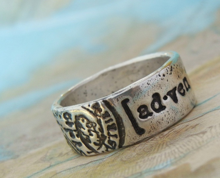 Eco Friendly Silver Ring Design