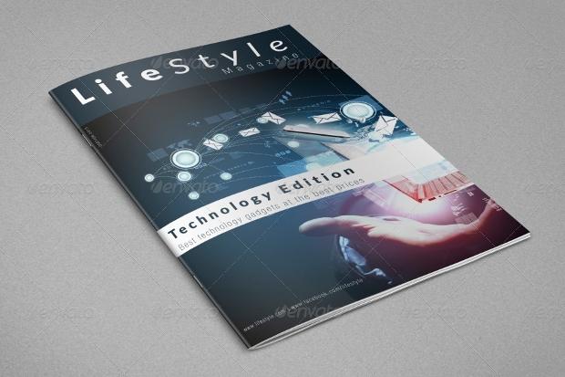 indesign technology magazine