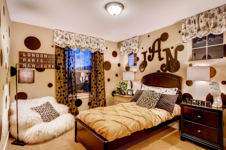 Funky Bedroom Idea