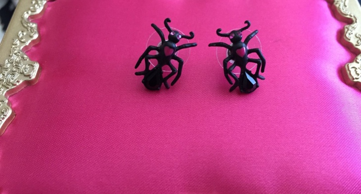 Vintage Insect Earrings