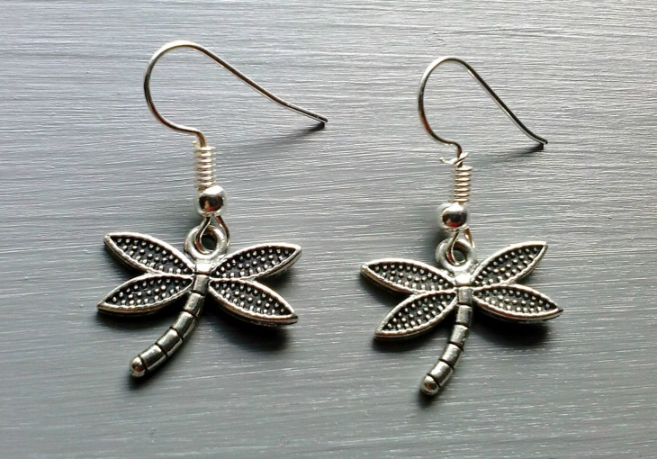 Charm Insect Earrings