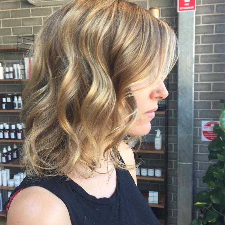 simple haircut idea for women
