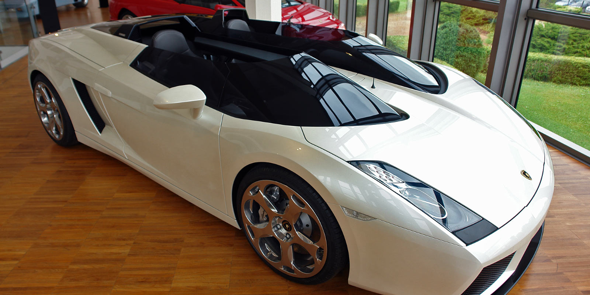 Lamborghini Gallardo Concept S