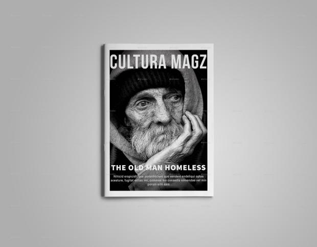 multipurpose culture magazine design