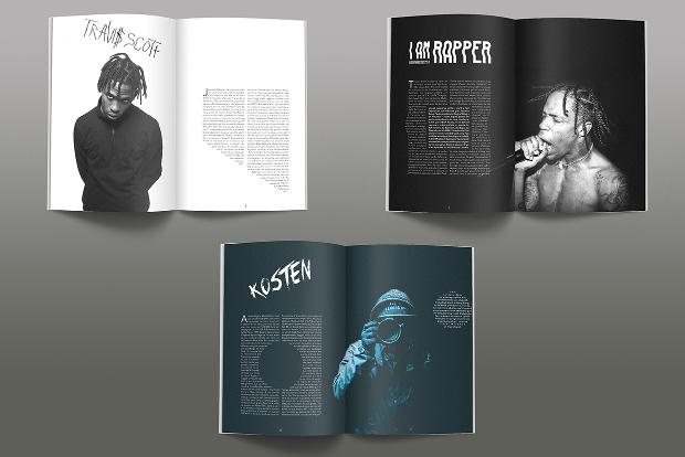 urban culture magazine design