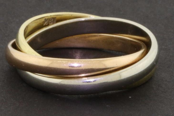 Vintage Rolling Ring