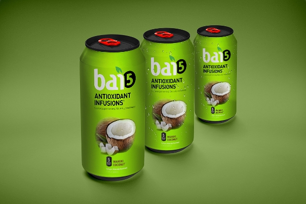 Green Can Mockup Design