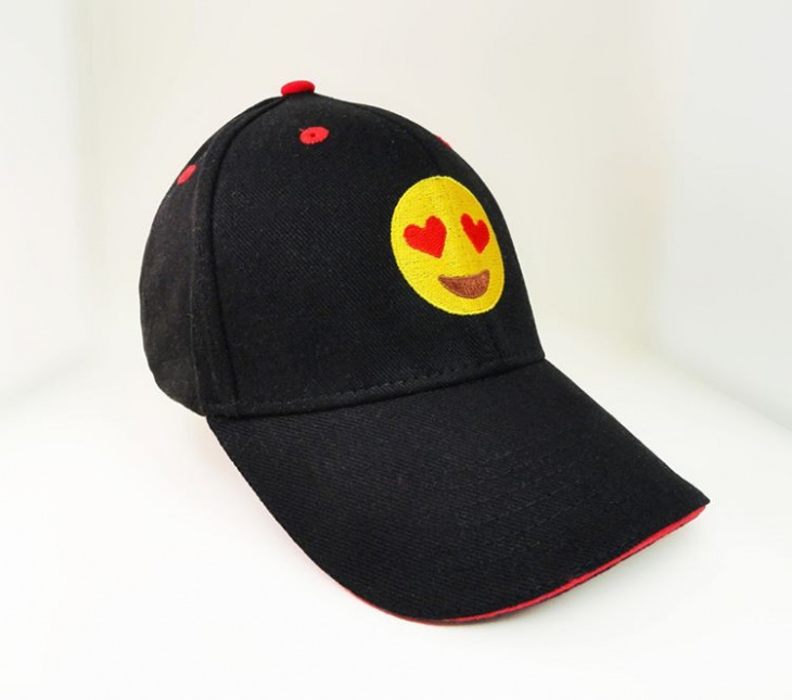 Emoji Snap Back Hat