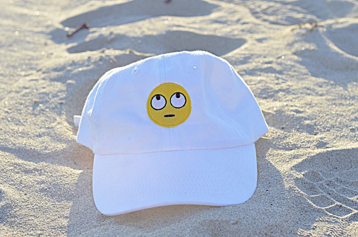 Simple Emoji Hat Idea