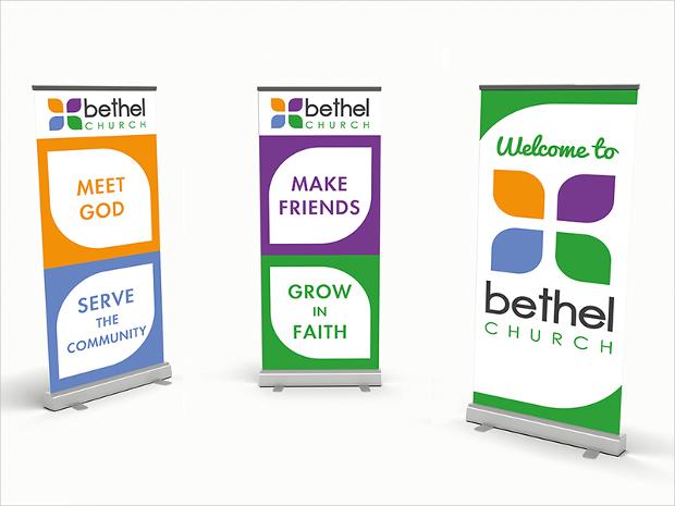 Free Church Banner Design