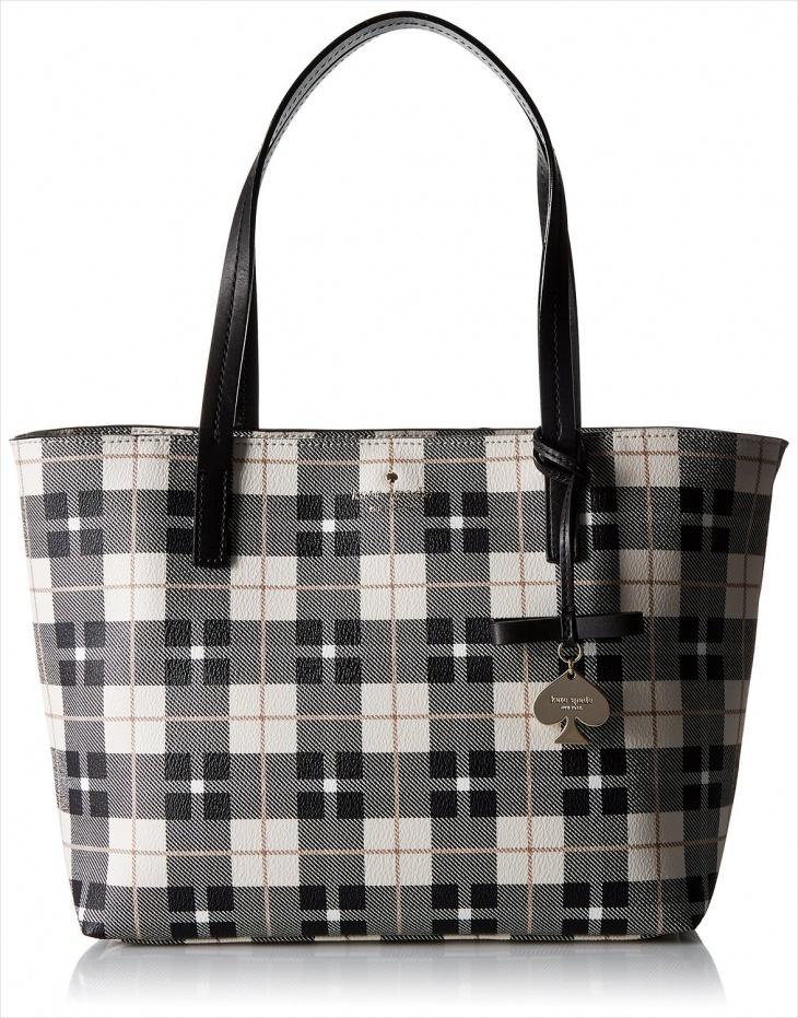 lane plaid small ryan handbag
