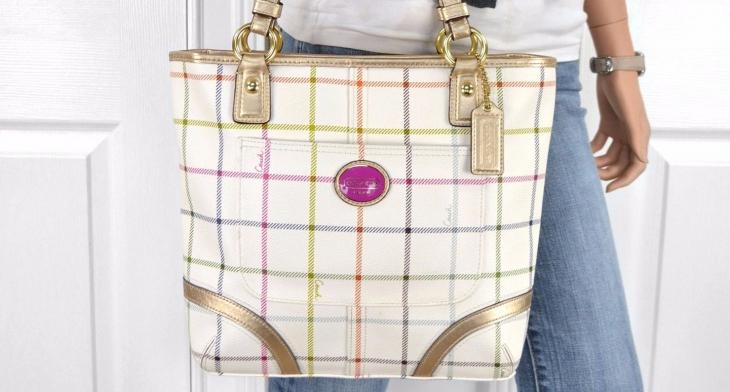 19+ Plaid Handbag Designs, Ideas | Design Trends - Premium PSD ...