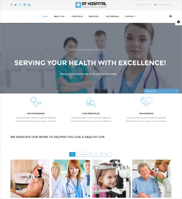 Online Marketing Solutions Joomla Theme