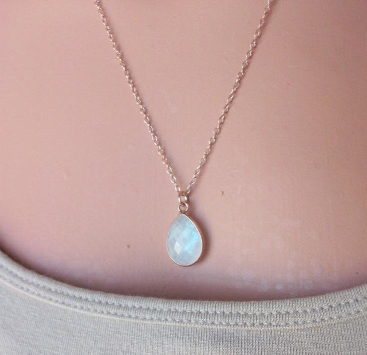 Rainbow Moonstone Jewelry