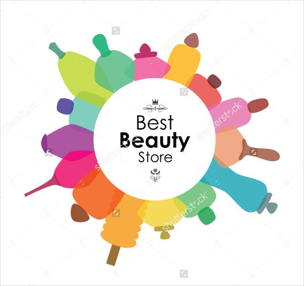 Beauty Store Banner Design