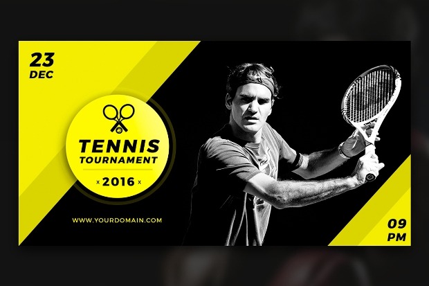 Facebook Sports Banner Design