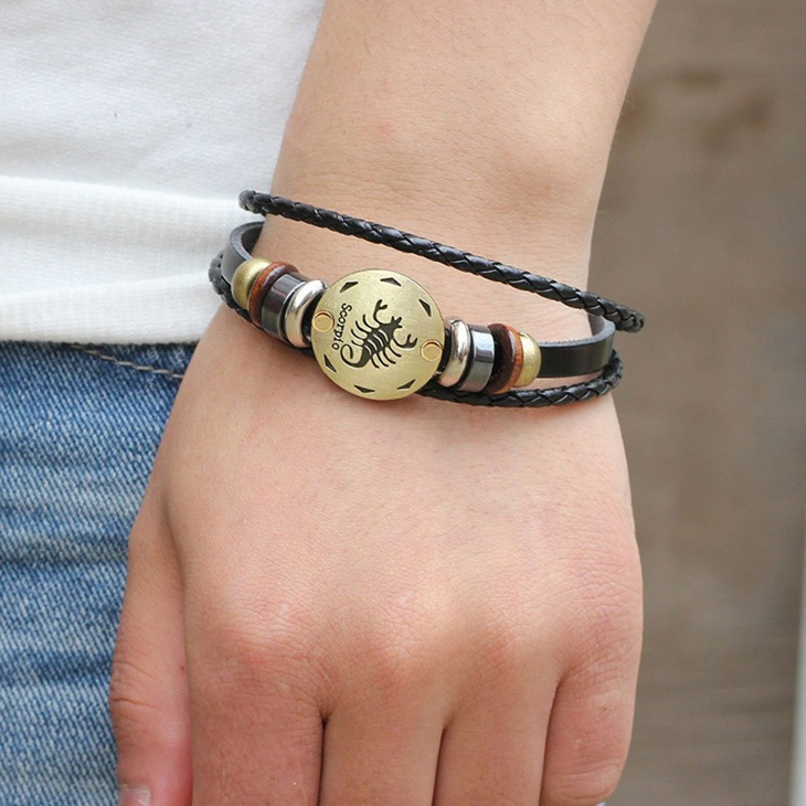 Vintage Scorpion Bracelet
