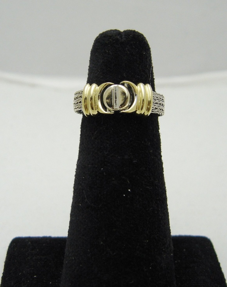 mesh buckle ring model