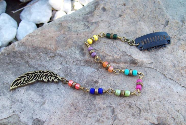 hippie bead jewelry