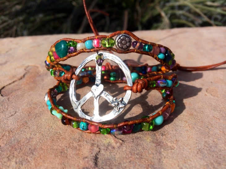 Hippie Wraps Jewelry Design