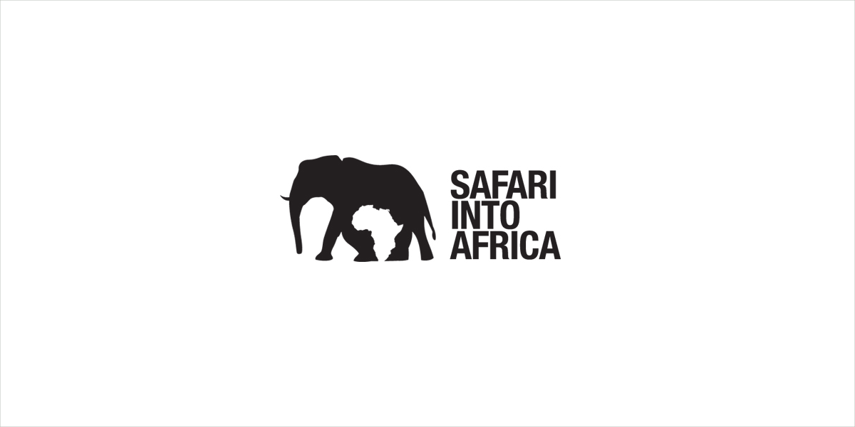 Safari Into Africa incorporated logo