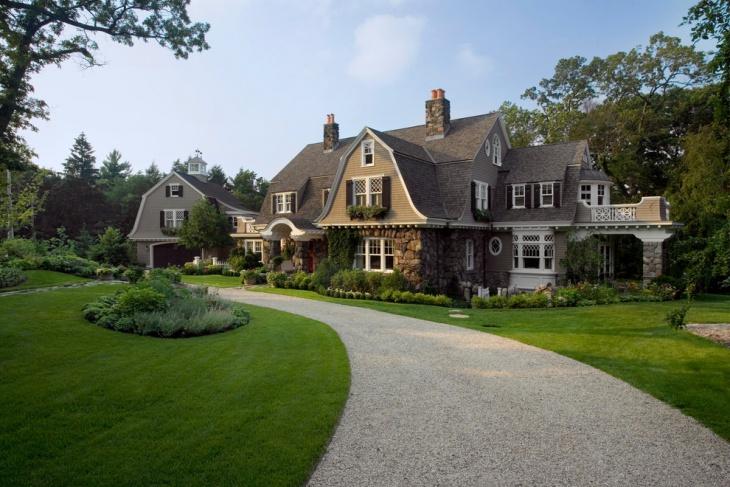 Dutch Style House Design