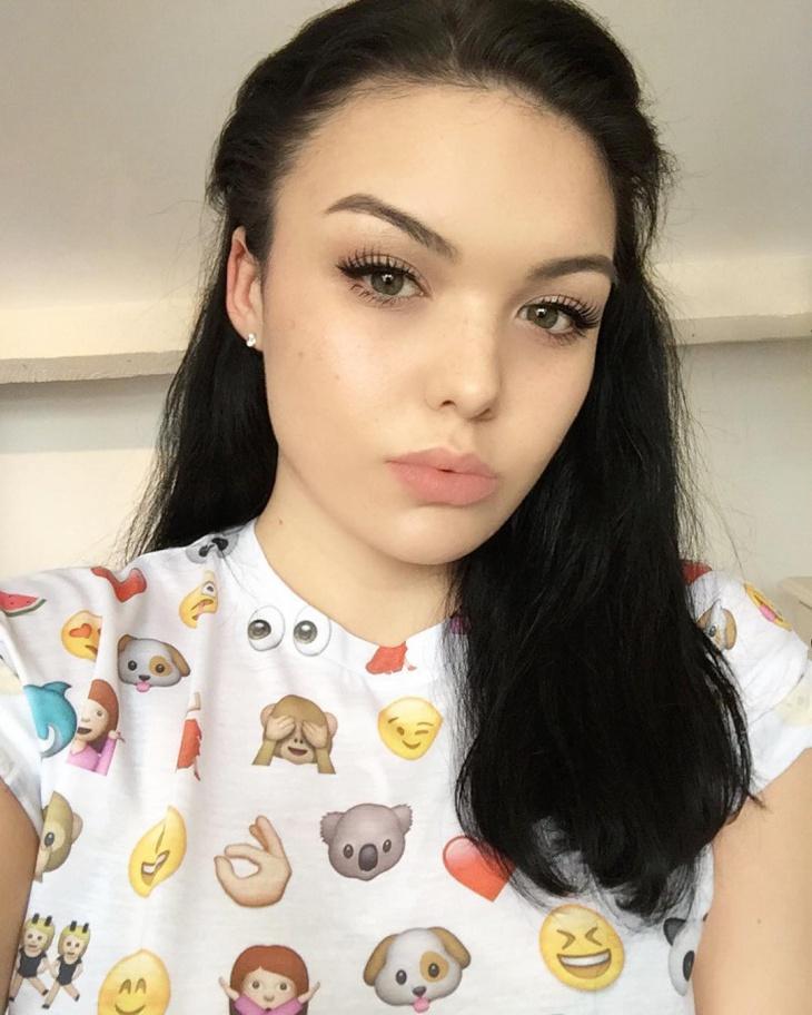 White Emoji T Shirt